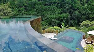 100 Bali Infinity Float Above The Treetops In This Pools