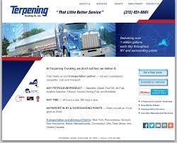 100 Terpening Trucking Competitors Revenue And Employees Owler