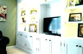 Living Room Built In Ideas Cabinets