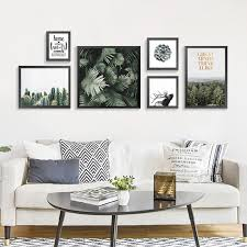 green world nordic decoration wall pictures for living room