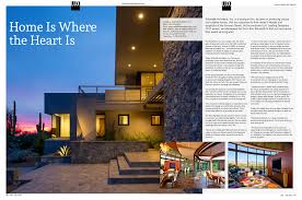 100 Residential Architecture Magazine Robinette Architects Inc In
