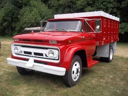 New Red Chevrolet Grain Truck | Trucks | Pinterest | Chevrolet, GMC ...