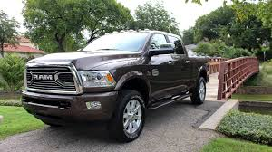 100 Tough Trucks Ram Heavy Duty Ram Rodeo Edition Brings More Luxury To