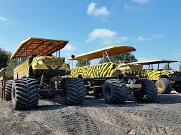 Floridas Monster Truck Safari At Showcase Of Citrus