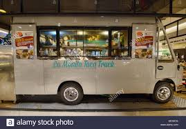 100 Mexican Food Truck Food Truck Bangkok Thailand Stock Photo 76860576 Alamy