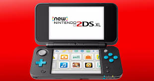Nintendo isn t done with handhelds — meet the New Nintendo 2DS XL