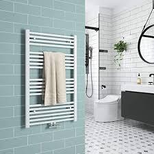 badheizkörper 1000x600mm handtuchtrockner heizkörper mittelanschluss handtuchwärmer weiß 569 watt heizung für bad radiator