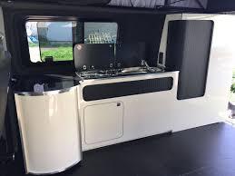Camper Campervan Conversion Furniture Units For SWB Extra LWB VW T5 T4