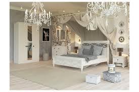 schlafzimmer komplett amelie 6 teilig creme wei in landhausstil