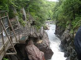 Gorge by High Falls Gorge New York Youtube