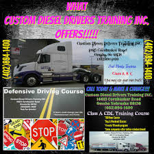 Custom Diesel Omaha (@CDDT_Omaha_NE) | Twitter A Couple Of Questions About Refresher Courses And Orientation Professional Truck Driver Traing For California Class Cdl Aspire Driving Fmcsa Announces Entrylevel Driver Traing Proposal Dot Rneg Veriha Trucking Transportation Solutions Jobs Tucson Arizona And Programs Shelton State Program Diploma Testimonials Suburban Wa Licensed School Tips For Females Looking To Become Drivers Roadmaster
