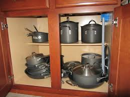 controlling craziness pots and pans organization