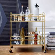 Terrace Bar Cart | West Elm AU This Trolystyle Cart On Brassaccented Casters Is Great As A Fniture Charming Big Lots Kitchen Chairs Cart Review Brown And Tristan Bar Pottery Barn Au Highquality 3d Models For Interior Design Ingreendecor Best 25 Farmhouse Bar Carts Ideas Pinterest Window Coffee Portable Home Have You Seen The New Ken Fulk Stuff At Carrie D Sonoma For Versatile Placement In Your Room Midcentury West Elm 54 Best Bars Carts Images The Jungalow Instagram We Love Good