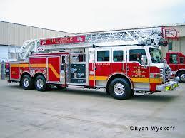 100 Pierce Trucks New Truck For Hillside Chicagoareafirecom