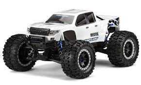100 Truck Maxx ProLine PreCut Brute Bash Body PRO351317 Bodies Accessories