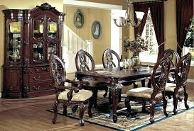 Fancy Dining Room Table And Chairs Tables Formal