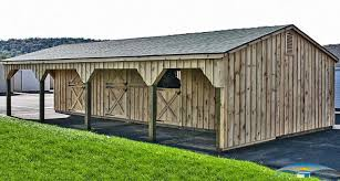 Shedrow Horse Barns | Shed Row Barns | Horizon Structures Shedrow Horse Barns Shed Row Horizon Structures 14 For Horses A Living Flame Eddie Sweat And Dc Woodys 100 California Lean To Style Dry Lshaped Barn 48 Classic Floor Plans Leanto J N Dutch Doors Gates Amish Built Sheds Keystone