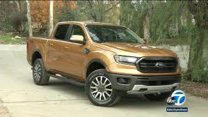 100 Ford Compact Truck S Ranger Pickup Returns Into A Hot Midsize Truck Segment