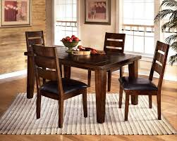 Ashley Furniture Dining Table Bench Entryway Console 5 Piece Set Discontinued Items Farmhouse With