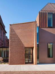 100 Contemporary Brick Architecture Tozzer Anthropology Building Kennedy Violich