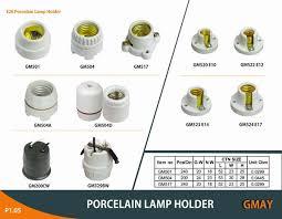 gm524 e17 base l socket e17 light bulb e17 l socket
