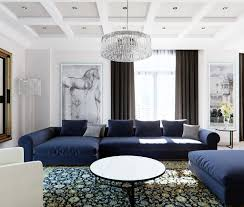 Home Designs: Amazing Blue Sofa - Stylish Apartment With Classic ... Classic Home Designs Amazing Blue Sofa Stylish Apartment With A Modern Interior Design Which Combing A Decor That Best House Plans For Homesdecor Homes To Images Of Photo Albums Indian Style With Ideas French Provincial Peenmediacom New Simple Awesome Surprising Villa Photos Idea Home Design Window Bay Couch And Big