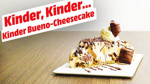 kinder bueno cheesecake ohne backen