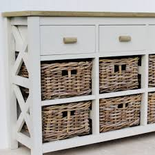 Storage Fabric Bins With Lids Plastic Woven Baskets Crate Boxes White Shelves 12 Inch Cube Collapsible