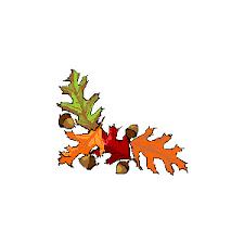 fall autumn clip art borders
