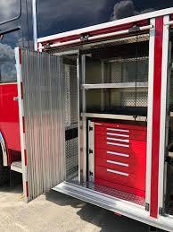 20-Ft. Walk-In Rescue Truck - Fall River Fire Dept. | EVI