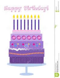 Happy Birthday Purple Roses Article Reviews Purple happy birthday cake