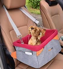 siege de transport siège auto pour chien legendog imperméable respirant pet caisse