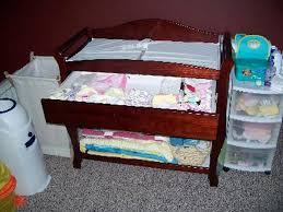 Storkcraft Bunk Bed by Storkcraft Aspen Changing Table With Drawers U2014 Thebangups Table