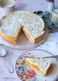 milchreiskuchen mit pfirsichspalten rezept waseigenes