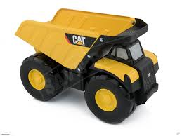 100 Cat Truck Toys CAT Road Rippers Large Steel Dump Toy Metal Machines Trade Me