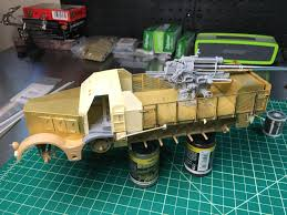 Review: Alliance Modelworks FAMO Mit Flak 88 Conversion – Build ... Resin Model Kits Yarmouth Works Aussie K200 Truck Kit 124 An Trucks Koda 706 Rts 1 Model Kits 143 Scale Mac 125 Trucks And Three Scratch Built Trailers On The Amazoncom Planet Models 172 German Bussing 4500a Truck Kit Mack E7 Etech Engine Nissan Dakar Rally Auto Magazine For Building Model Trucks Mercedes Benz Actros Mp3 Resin Cversion Kit Fireball Modelworks Builder Com Molinum Parts