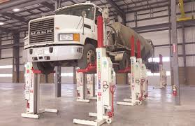 100 Maverick Trucking Reviews Mobile Lifts Gaining Momentum In Service Shops Transport Topics