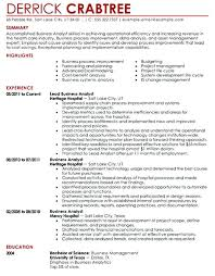 Resume Professional Highlights Examples Summary Of Qualifications