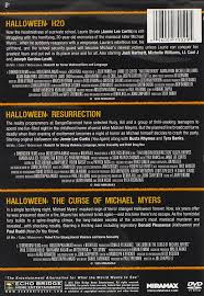 Busta Rhymes Halloween by Amazon Com The Halloween Collection Halloween Resurrection