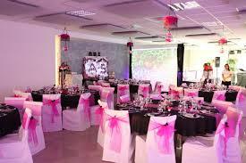 salle de mariage dans le 13 avec prestation de décoration