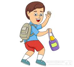 Waving Goodbye Clipart Kids Waving Goode Clipart Clip Art Library Coloring Pages s