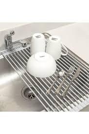 Kitchen Kitchen Drying Rack Also Voguish Dishes Drying Rack Uk
