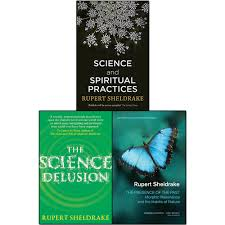 Rupert Sheldrake Collection 3 Books Set Pack Science And Spiritual Practices NEW 9789123657667