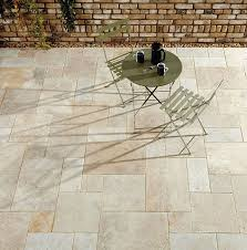 Outdoor Patio Tiles Flooring Design High Definition Wallpaper