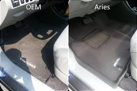 Aries Floor Mats Black by Aries 3d Floor Liners Product Review Tacoma World