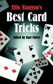 Conjuring Magic Hobby And Gaming Books Ellis Stanyons Best Card Tricks