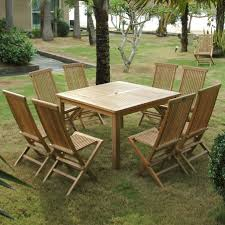 Anderson Teak Windsor Brianna 6-Person Teak Patio Dining Set With Folding  Chairs And Teak Fniture Timber Sets Chairs Round Porch Fa Wood Home Decor Essential Patio Ding Set Trdideen As Havenside Popham 11piece Wicker Outdoor Chair Sevenposition Eightperson Simple Fpageanalytics Design Table Designs Amazoncom Modway Eei3314natset Marina 9 Piece In Natural 7 Brampton Teak7pc Brown Classics