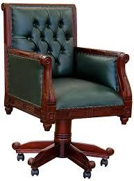 fauteuil de bureau vert fauteuil de bureau anglais chesterfield vert meubles de style