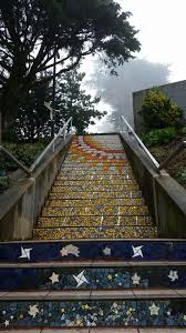 16th Ave Tiled Steps Project by San Francisco U0027s Hidden Gems 16th Avenue Tiled Steps U2013 Bright