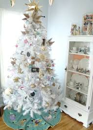 I Found The Paper Star On Top And Most Of Basic Glass Ball Ornaments At Target As Well Gold Dipped Feathers Other Fun In